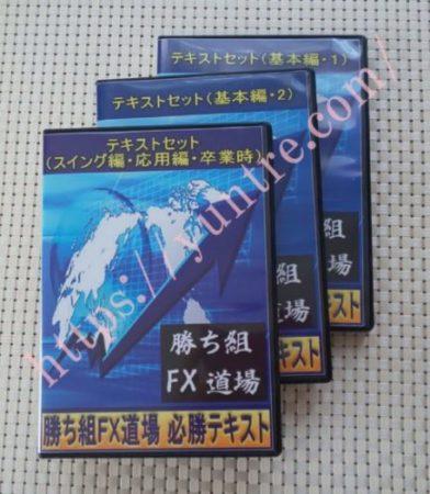 勝ち組FX道場DVD